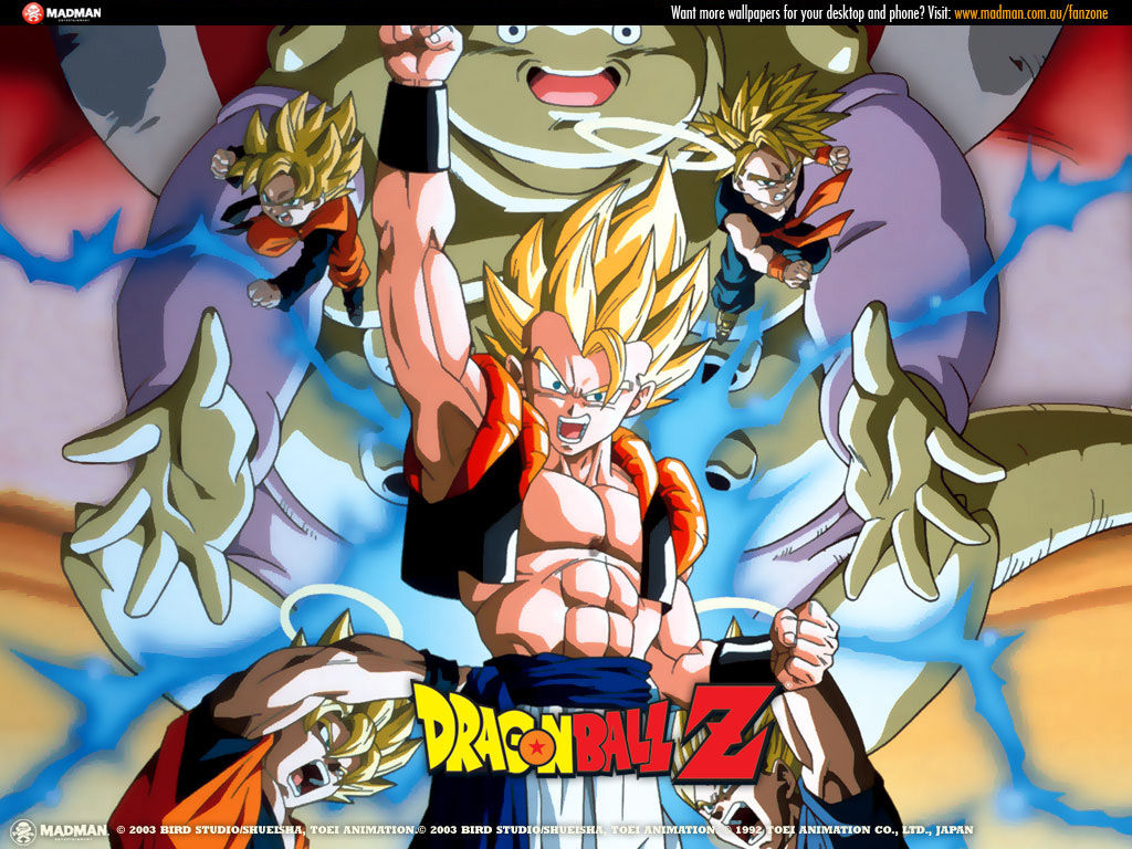 imagenes de Dragon Ball Z y Naruto