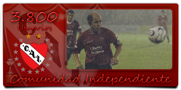Club Atlético Independiente de Avellaneda (Rey de Copas)